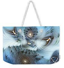 Dream Journey Weekender Tote Bag by Casey Kotas