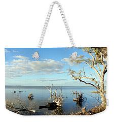Driftwood Landscape 1 Weekender Tote Bag