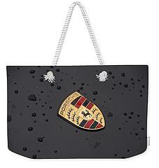 Drizzle Weekender Tote Bag