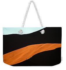 Dune Tunnel Weekender Tote Bag
