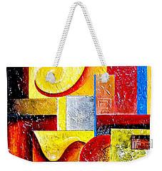 Duospiral Weekender Tote Bag
