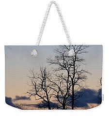 Dusk Weekender Tote Bag by Bonnie Myszka