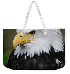 Eagle In Ketchikan Alaska 1371 Weekender Tote Bag