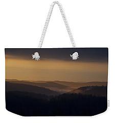 Early Morning Sunrise Weekender Tote Bag