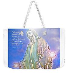 Easter Miracle Weekender Tote Bag