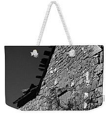 Weekender Tote Bag featuring the photograph Echoes Of Another Time by Vicki Pelham