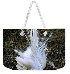 Weekender Tote Bag featuring the photograph Effervescence by Rory Sagner