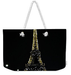 Eiffel Tower - Paris Weekender Tote Bag