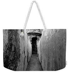 El Morro In Black And White Weekender Tote Bag