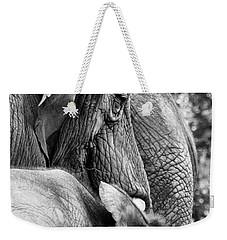 Elephant Ears Weekender Tote Bag