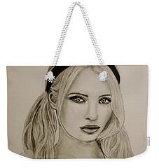 Emily Weekender Tote Bag by Michael Cross