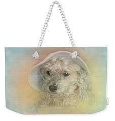 Emily's Bonnet Weekender Tote Bag