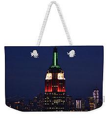 Empire State Building1 Weekender Tote Bag