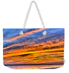 Endless Color Weekender Tote Bag