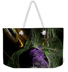Energies Align Weekender Tote Bag
