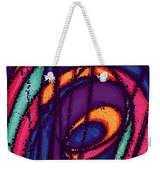 Energy Out Weekender Tote Bag