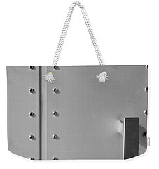 Entrance Secured Weekender Tote Bag