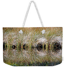 Escape Hatches Weekender Tote Bag by Kay Lovingood