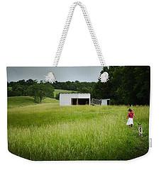 Etta's World Weekender Tote Bag