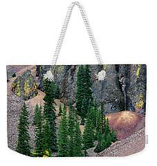 Eureka Weekender Tote Bag by Vicki Pelham