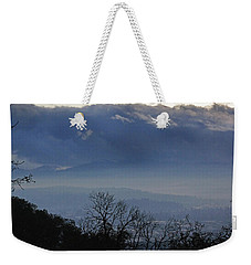 Weekender Tote Bag featuring the photograph Evening At Grants Pass by Mick Anderson