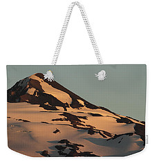Evening Into Night Weekender Tote Bag by Laddie Halupa