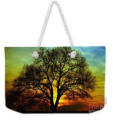 Evening Palette Weekender Tote Bag by Benanne Stiens