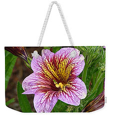 Exploding Beauty Weekender Tote Bag