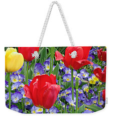 Weekender Tote Bag featuring the photograph Exultation by Rory Sagner