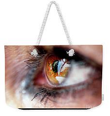 Eye Don't Know Weekender Tote Bag