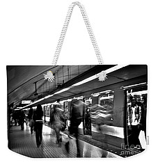 Fading Away Weekender Tote Bag