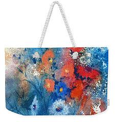 Faerie Flowers Weekender Tote Bag