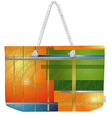Failing Perspective Limited Edition Weekender Tote Bag