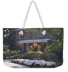Weekender Tote Bag featuring the photograph Fall Cowles by Joseph Yarbrough