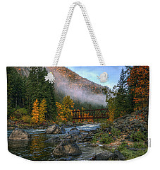 Fall Up The Tumwater Weekender Tote Bag
