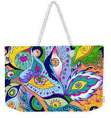 Fantas Eyes Weekender Tote Bag