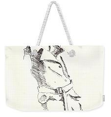 Fashion 1965 One Weekender Tote Bag