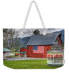 Feeling Patriotic Weekender Tote Bag