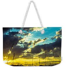 Weekender Tote Bag featuring the photograph Fernandina Beach by Shannon Harrington