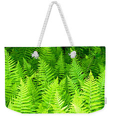 Ferns Galore Filtered Weekender Tote Bag