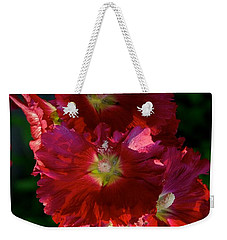 Weekender Tote Bag featuring the photograph Fertile by Joseph Yarbrough