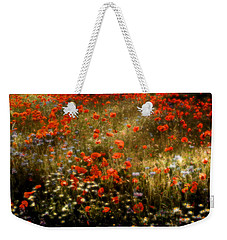 Field Of Wildflowers Weekender Tote Bag