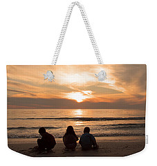 Final Touch Weekender Tote Bag