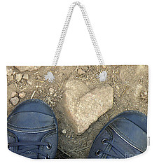 Finding Hearts Weekender Tote Bag