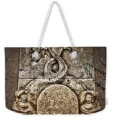 Fish Astrology Weekender Tote Bag