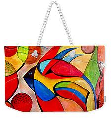 Fish IIi Weekender Tote Bag