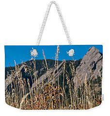 Flatiron Beauty Weekender Tote Bag