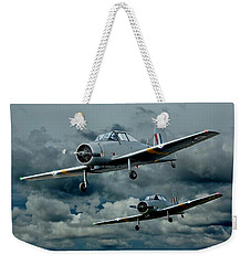 Flight Of The Winjeels Weekender Tote Bag