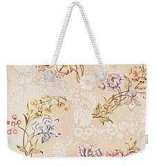 Floral Design With Peonies Lilies And Roses Weekender Tote Bag
