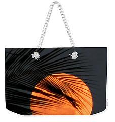 Florida Moonrise Weekender Tote Bag